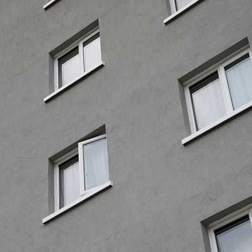 Casement Windows supplied for large commercial project