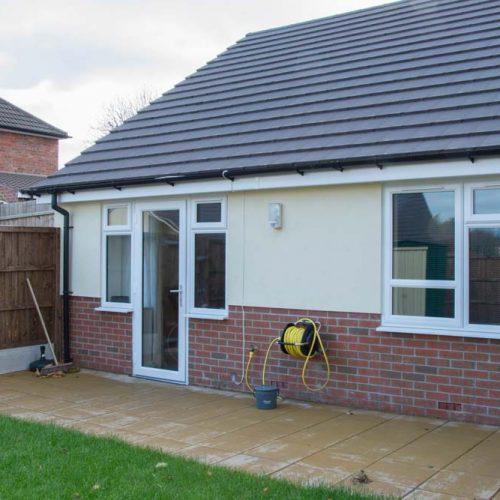 Patio door and casement windows for new build project