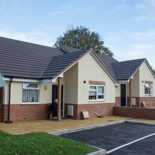 Windows and doors supplied for new build project