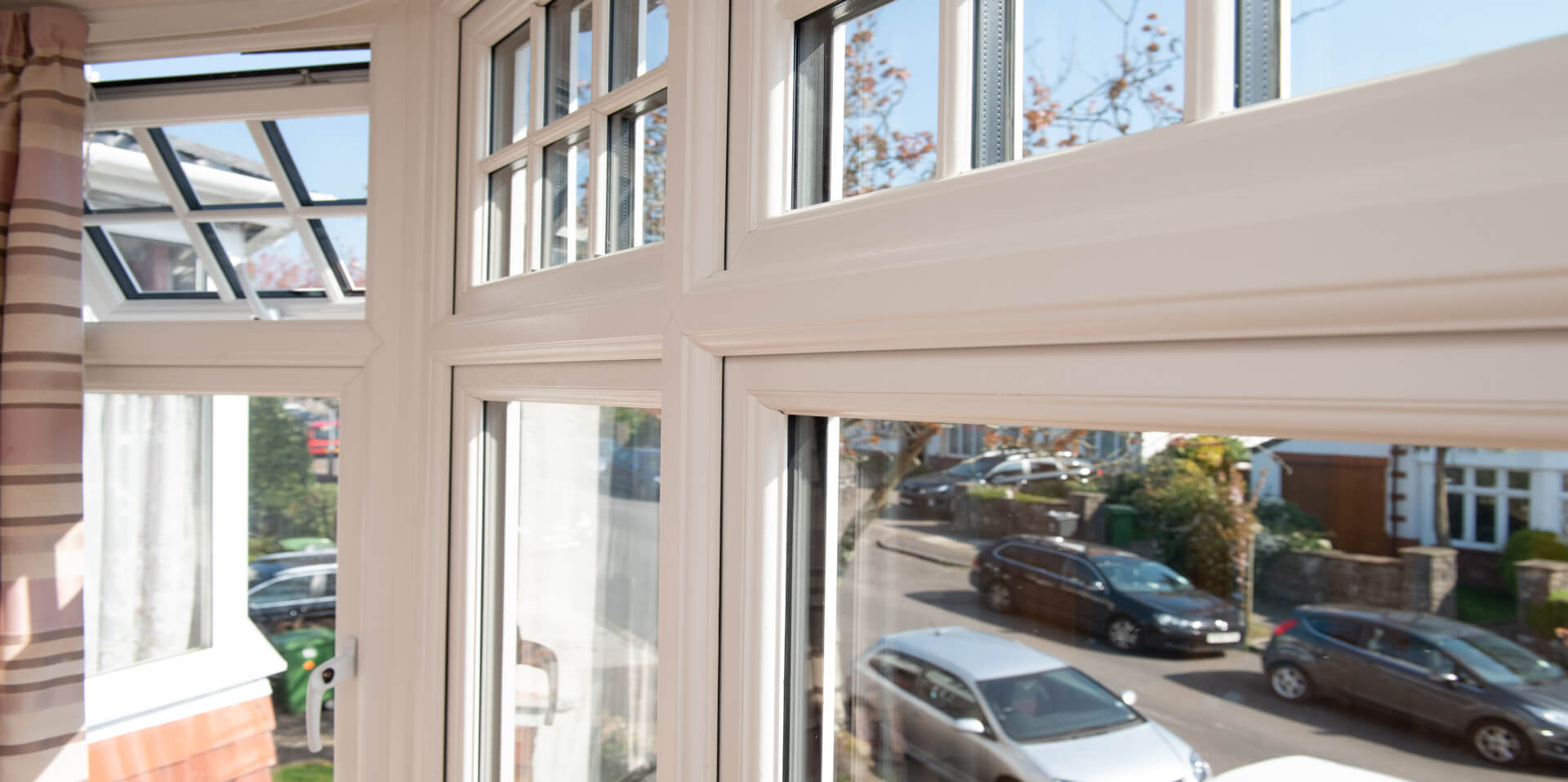Eurocell uPVC casement windows