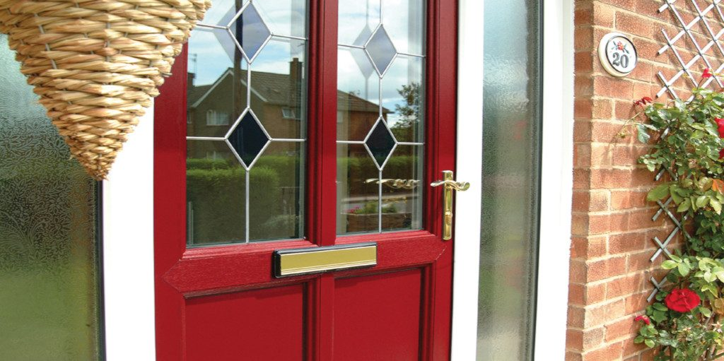 Bespoke residential door