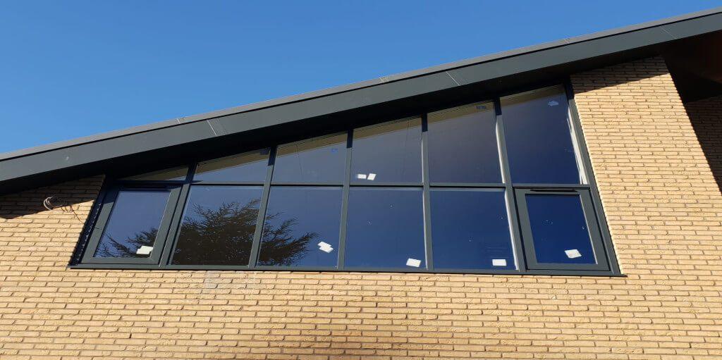Kestrel Aluminium windows
