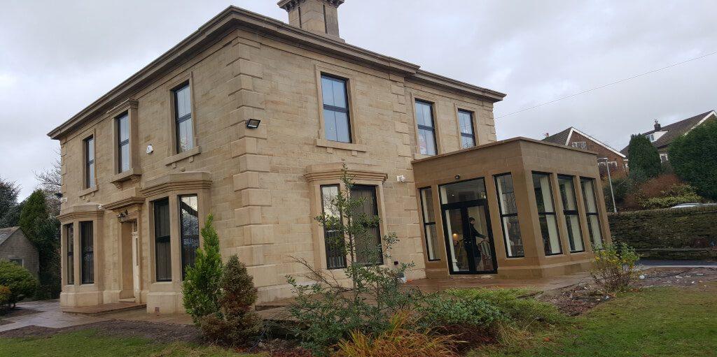 Kestrel bespoke aluminium windows