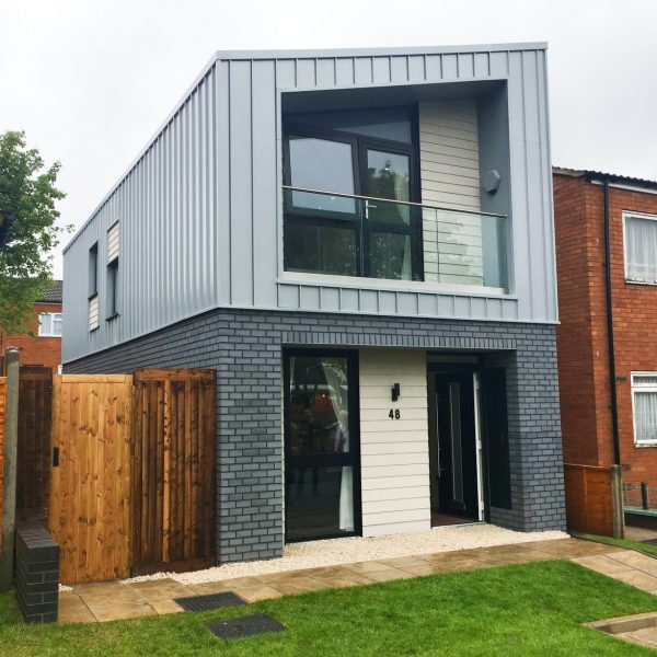Birmingham modular home