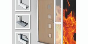 Fire door graphic