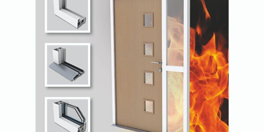 Winkhaus fireproof door