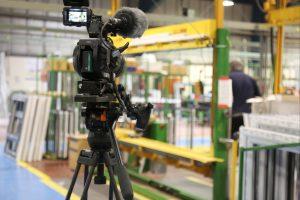 ITV4 filming Shelforce
